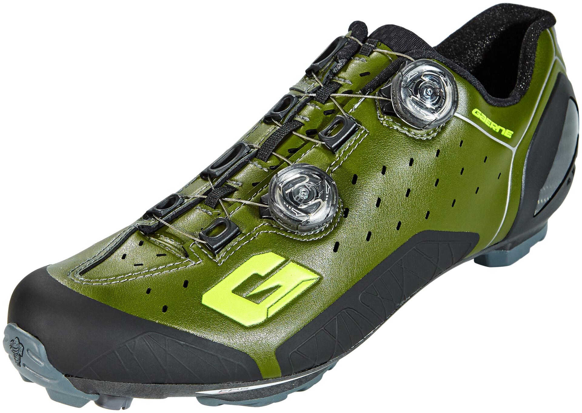 Gaerne Carbon G.Sincro Zapatillas ciclismo Hombre, forest green